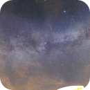 Milkyway over Pacheiner Observatory,                                Arno Rottal
