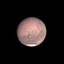 Mars,                                Gerard O'Born