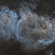 Ic 1848- experimental treatment,                                astromat89