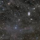 M81 M82 IFN,                                Amir H. Abolfath