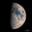 Moon over Kiel,                                Nico Augustin
