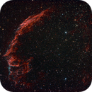 Eastern Veil Nebula,                                David McClain