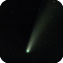 Comet NEOWISE,                                StarSurfer Carl