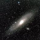 M31 - Andromeda,                                kurosakana