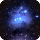 The Running Man Nebula,                                John Blockyou
