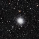 M13 – Global cluster in Hercules,                                Adam Cseh