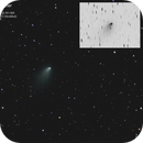 Comet 168P/Hergenrother on Nov 5, 2012,                                mikebrous