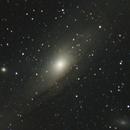 M31, galassia a spirale in Andromeda, 14 dicembre 2020,                                Giuseppe Nicosia