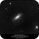 NGC 5866 (M102),                                Rauno Päivinen