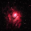 M8 nebulosa da Lagoa 12-06-2020,                                Wagner