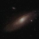 More light from M31,                                Joe Fox