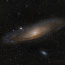 M 31,                                Leo