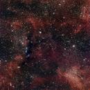 NGC 6914,                                Maxence Ouafik