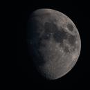 The Moon on 23/3/2018,                                Jari Saukkonen