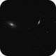 M81 and M82,                                PeteS_MA