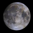 Moon mosaic,                                Bert Scheuneman