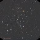 Messier 6 - Butterfly Cluster,                                L. Fernando Parmegiani