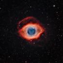 NEBULA HELIX (Eye of God),                                José Santivañez Mueras