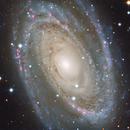 M81_Ha_LUM_RGB,                                Denis Bergeron