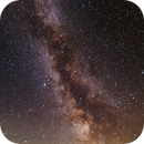 Milky Way from Wales,                                Tom Hitchen