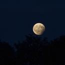 Partial lunar eclipse 2017,                                JanD