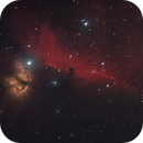 Horsehead Nebula,                                Geoff Smith