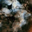 ic 1318d  butterfly nebula,                                Chassaigne