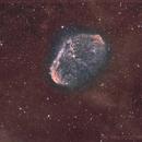 Cygnus IC1318 & NGC6888,                                seasonzhang813