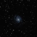 M101 erster Versuch mit dem neuen TS60/360,                                Michael Langer