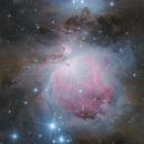 M42 - The Orion Nebula,                                Frank Breslawski