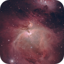 M42 - Great Orion Nebula  and Running Man,                                EdHoltAstro