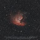 NGC281 - The Pacman Nebula,                                Christophe Perroud