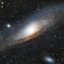 M31-Andromeda galaxy,                                guvenozkan