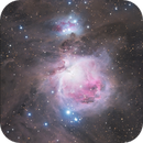 The Great Orion Nebula - Final Version,                                Arno Rottal