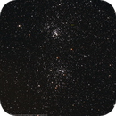 Asteroid Hypsipyle at the Double Cluster,                                Paulo  Lobao