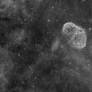 NGC6888 + Bubble Soap,                                F83eric