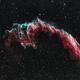 Eastern Veil Nebula In Narrowband,                                mlewis