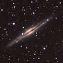 NGC 891,                                Giovanni Calapai