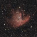 NGC 281 - Pacman nebula,                                Tom914