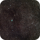 21P/Giacobini-Zinner in Cassiopeia,                                Christian Dahm