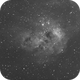 NGC 1893,                                MarcoLuz