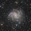 NGC 6946,                                Brice
