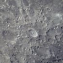 Crater Tycho. Moon 09.08.2020,                                Sergei Sankov