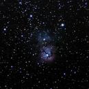 Messier 20,                                Valter Reis