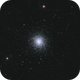 The Great Globular Cluster in Hercules, M13, LRGB,                                KIJJA JEARWATTANA...