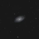 "M64 ""Black Eye"" Galaxy, LRGB,                                Mikhail Vasilev"
