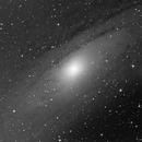 M31 - Close-up sur Andromède,                                Daniel Fournier