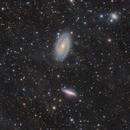 M81 & M82 with IFN,                                Pleiades Astropho...