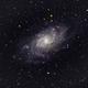 M33 The Triangulum,                                Jeff Bennett