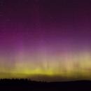 Aurora Borealis Timelapse,                                Orlet
